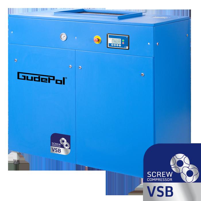 Kompresor śrubowy GD-VSB11 30/13